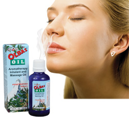 Olbas Vapors Provide Effective, Natural Relief