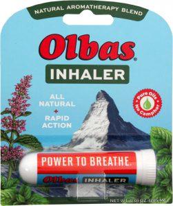 Olbas Inhaler Packaging